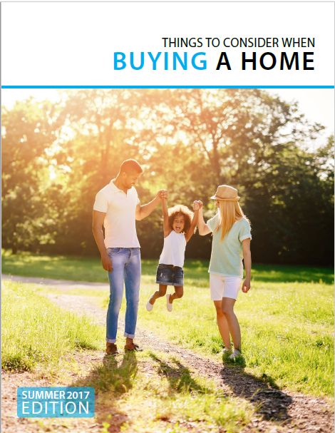 Buying Your House Summer 2017