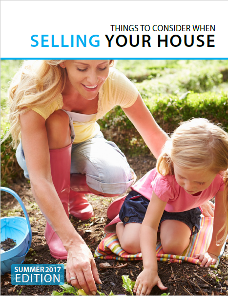 Selling Your House Summer 2017